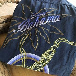 Tommy Bahama, short sleeve shirt, XXL, 100%silk